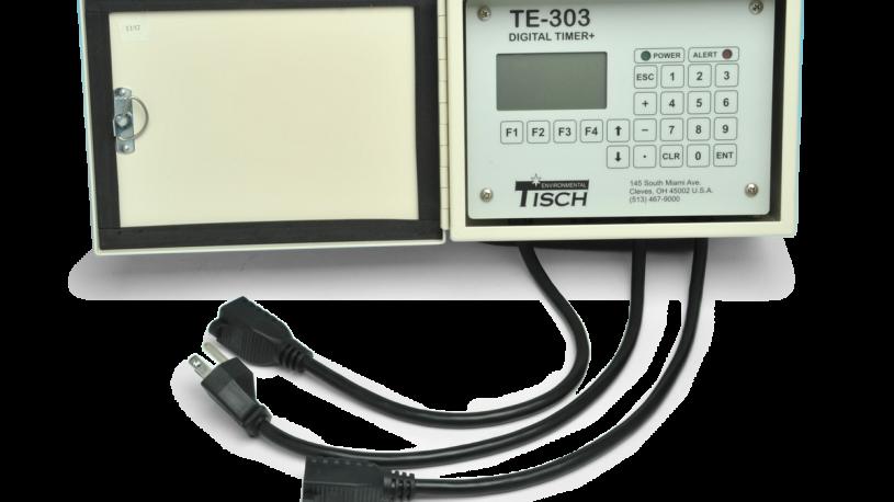 Digital Timer for High Volume Air Sampler