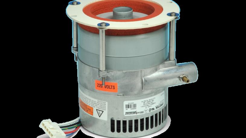 Brushless VFC High Volume air sampler Motor