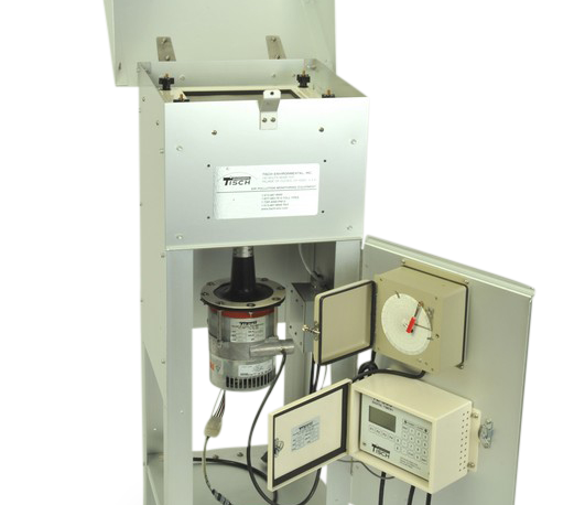 TSP High Volume Air Sampler digital timer